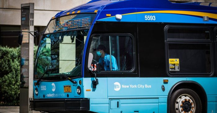 A tale of two agencies: NYC transit workers to receive nearly 250,000 N95 masks to protect against coronavirus; correction officers still fighting for PPE