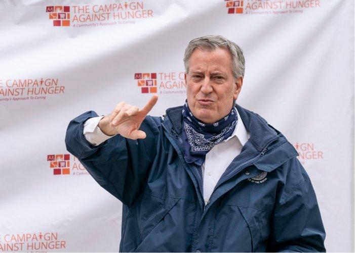 NYC leaders slam de Blasio plan to cut frontline workers, suggest slashing ThriveNYC instead