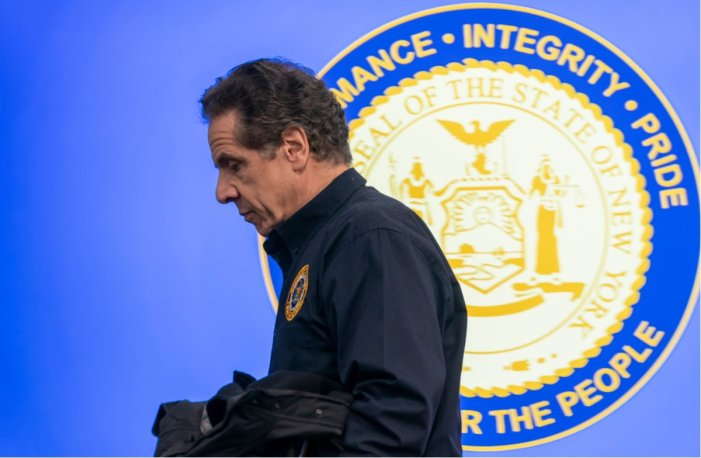 """Fire Through Dry Grass"": Andrew Cuomo Saw COVID-19's Threat to Nursing Homes. Then He Risked Adding to It."