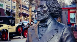 Frederick Douglass: Historic US Black Activist's Statue Toppled