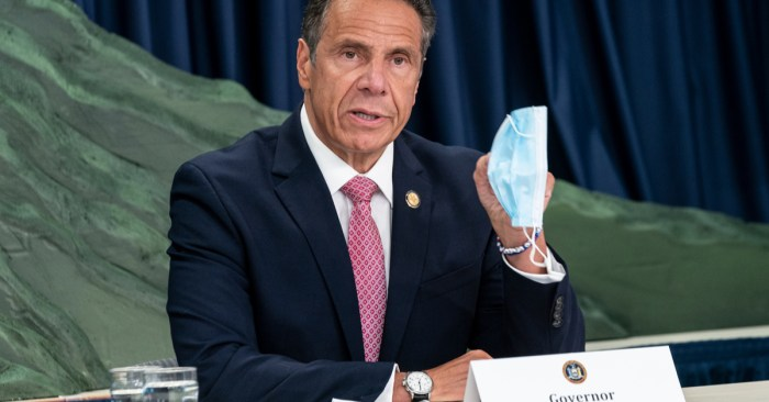 The Cuomo Administration Hasn't Said Which Nursing Homes Were Infected With COVID-19 After Its Order Sent Positive Patients Into Them