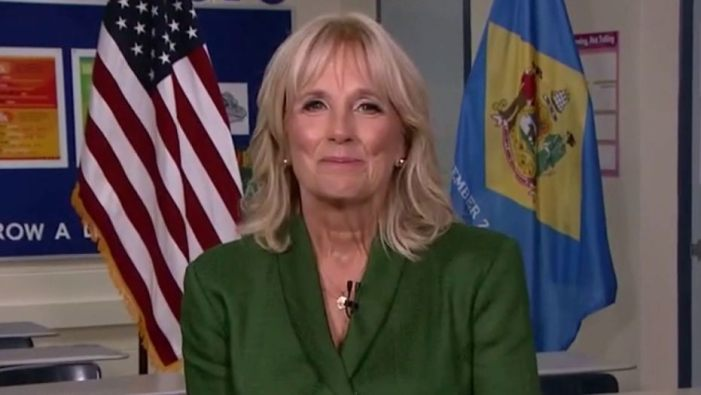 Watch Jill Biden's Full Speech At The 2020 DNC