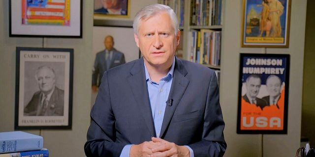 Watch Jon Meacham's Full Speech At The 2020 DNC