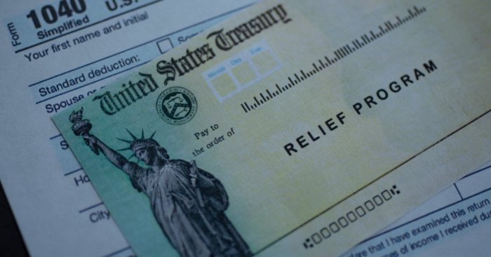 Economic impact payment fix for 50,000 eligible spouses