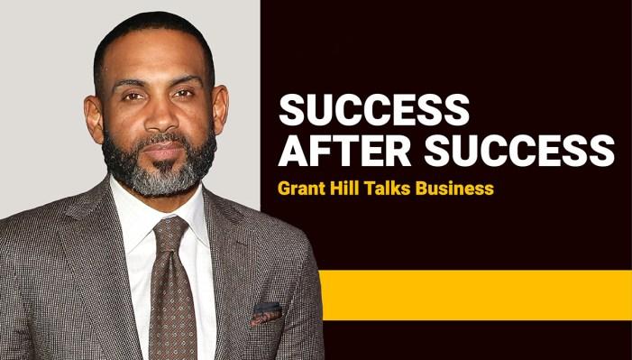 UPS Webinar | Success After Success. Grant Hill Talks Business.