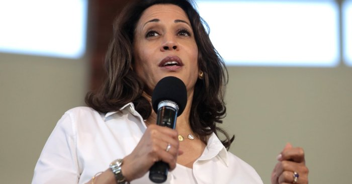 Kamala Harris, Daughter of Jamaican and Indian immigrants, Elected America's First Female Vice-President