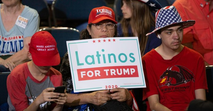 Column: Lots of Latinos voted for Trump. That should not be a surprise