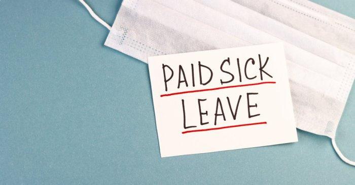 Paid Sick Leave – Your Right to Fight COVID