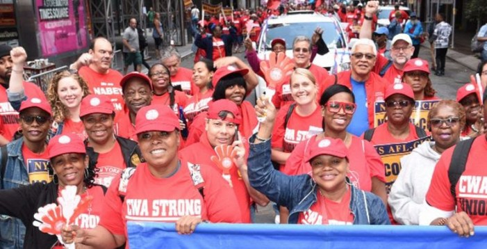 CWA Local 1180 Reaches Agreement with City to Prevent Layoffs