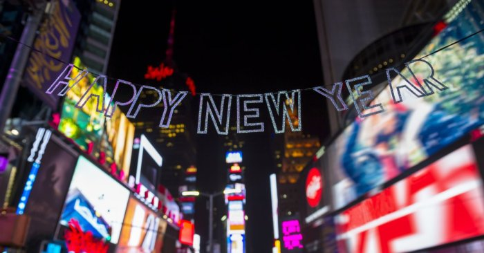 'Don't even attempt to come and watch it': NYC's Times Square ball drop will be closed to the public on New Year's Eve