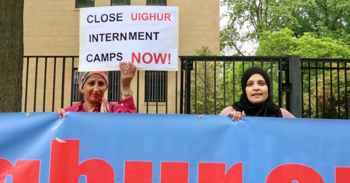 'Their goal is to destroy everyone': Uighur camp detainees allege systematic rape