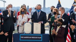 American Rescue Plan Act Signed Into Law