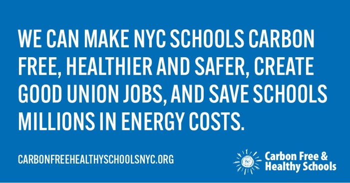 Climate Jobs NY Update: Coalition of Unions Launch Carbon Free and Healthy Schools Campaign