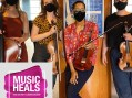 """Local 802 Launches """"Music Heals"""" Series at City Vaccination Centers"""