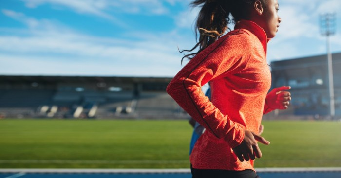 The struggle is real: The unrelenting weight of being a black, female athlete