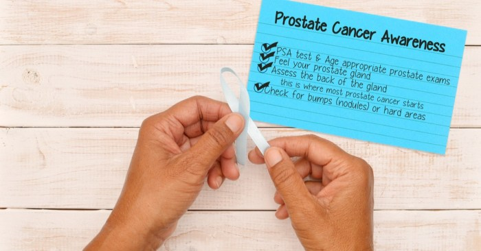 Keeping Your Prostate Happy &Healthy