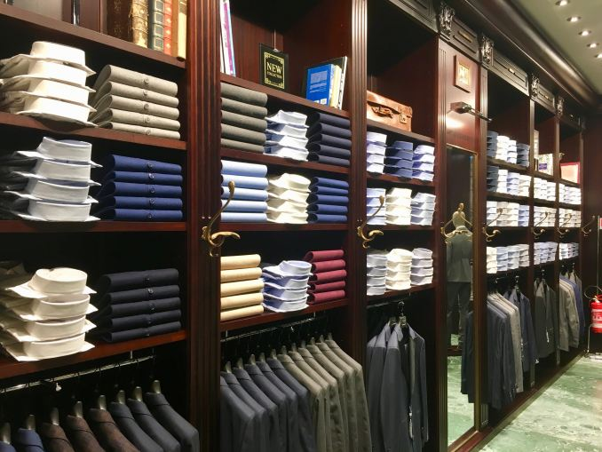 Professional Male Wardrobe