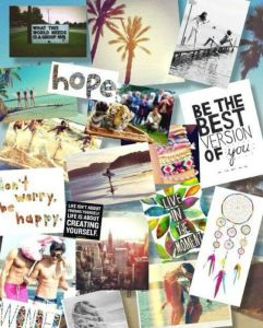Vision Board with Erin Summ @ WorkFlow Lounge | Sacramento | California | United States