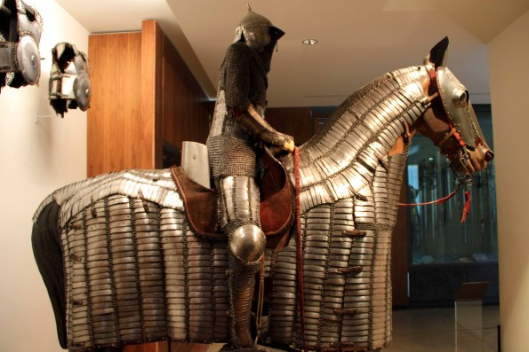 Armour in Musee de l'Armee