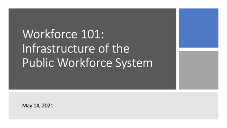 Workforce 101 Webinar - Final