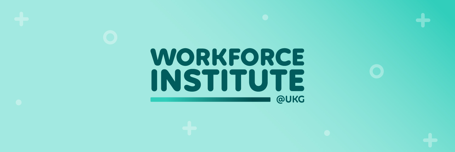 Month in Review: October 2020 at The Workforce Institute at UKG