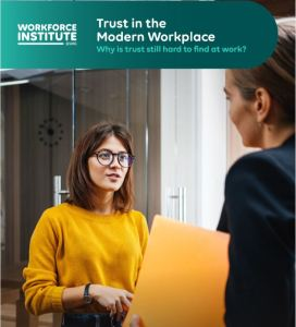 Trust in the Modern Workplace – Part Two