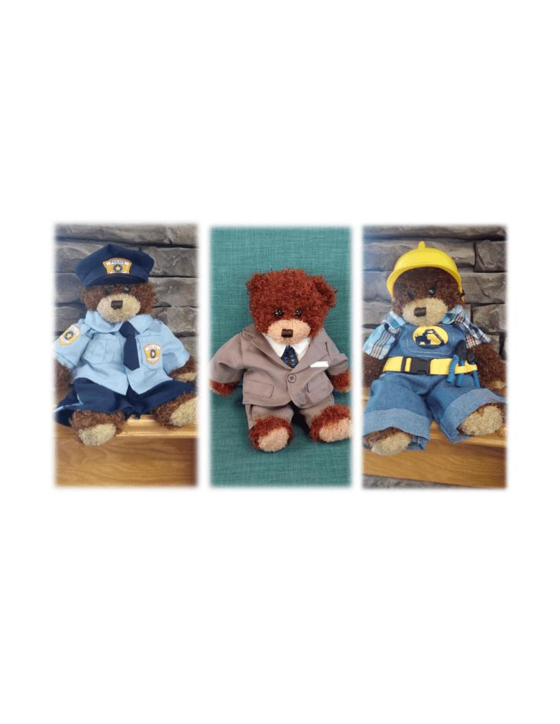 Carl the Career Bear