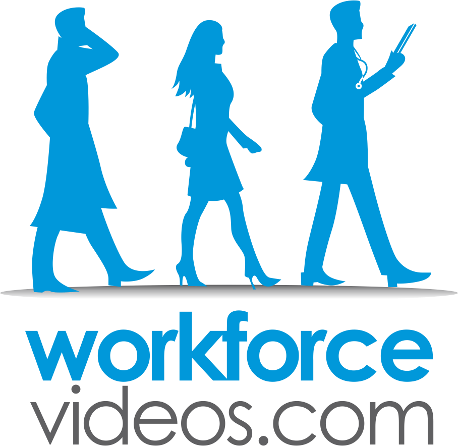 The logo for WorkForce Videos.