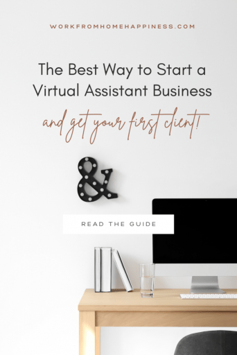 Want to learn how to become a virtual assistant? Here's how! No experience needed.