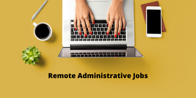 Looking for in demand remote jobs for a little bit of career security? No problem! Check out these administrative job titles that regularly hire remote workers.