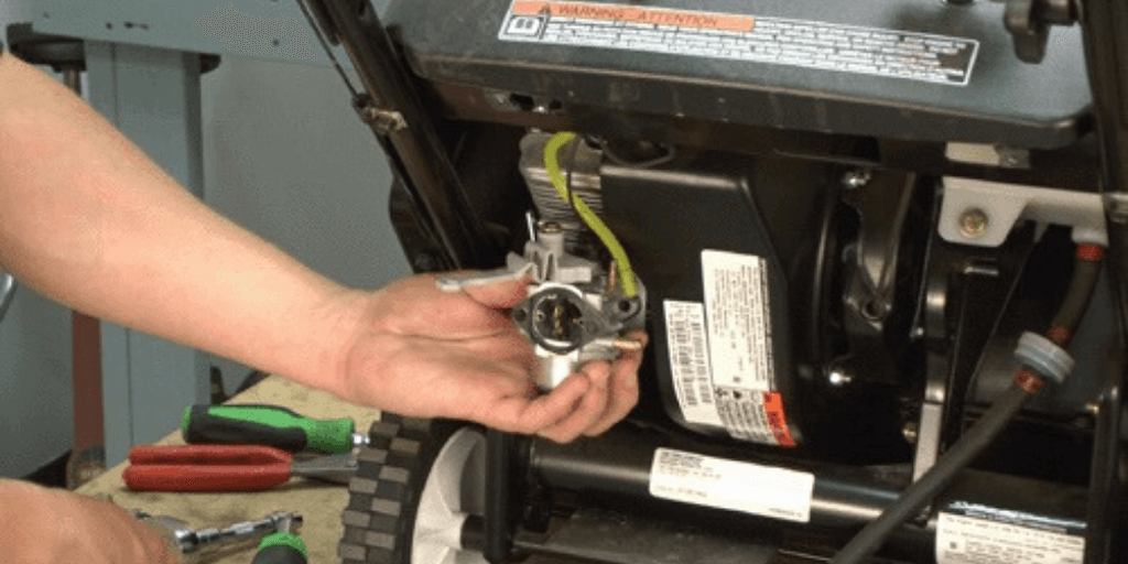 How To Clean A Snowblower Carburetor Without Removing It: Step-By-Step Guide