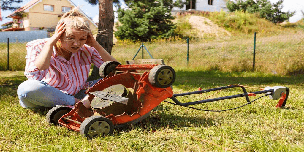 Can Lawn Mowers Damage Hearing