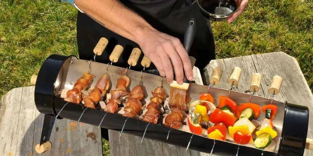 Yakitori Grill DIY Tips