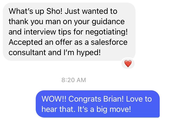 Offer for Salesforce