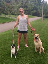 Carson Walking Dogs