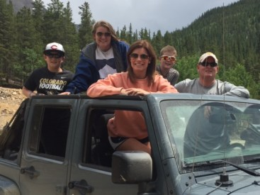 Family Jeep Ride