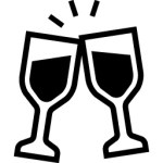 乾杯 祝杯 おめでとう お祝い