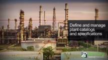 Definition und Management von Anlagenkatalogen und Spezifikationen