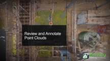 Überprüfen und kommentieren von Punktwolken