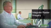 Integration von Rasterbildern
