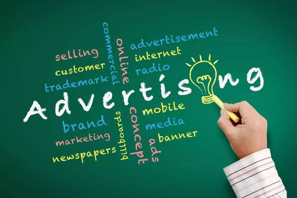 Viết bài quảng cáo bằng tiếng Anh