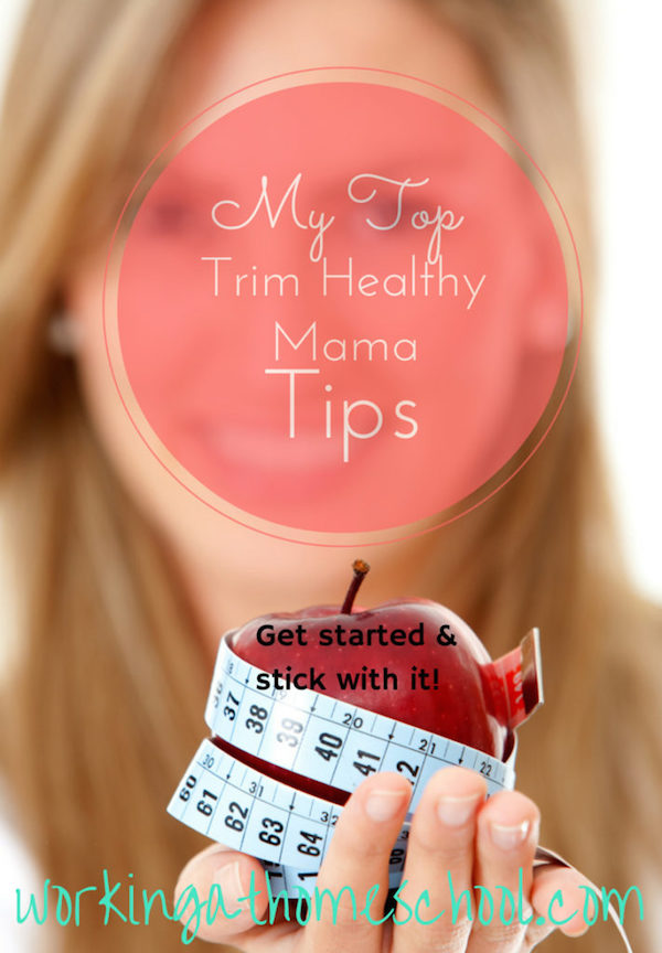 Best tips for getting started with THM - or recommitting to it! These Trim Healthy Mama tips are a great resource!