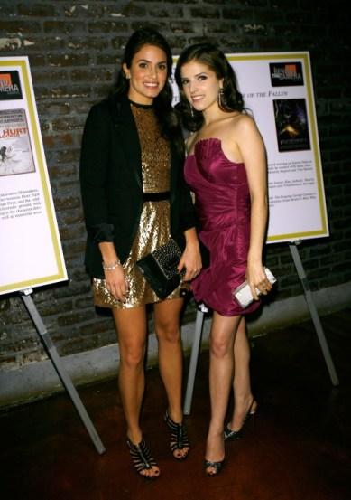 Nikki Reed and Anna Kendrick