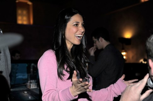 capcom-lost-planet-2-launch-party-olivia-munn-hosting