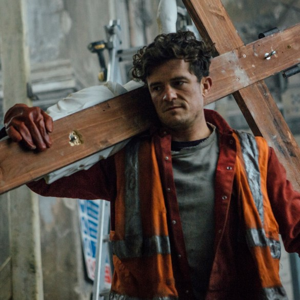 Orlando Bloom in Retaliation (2020 US).