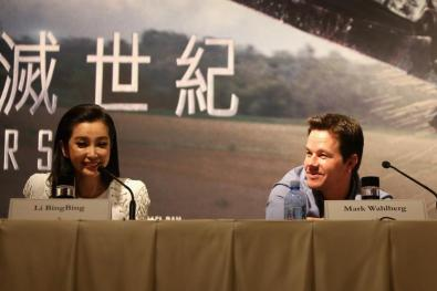 """Press Conference And Photo Call For """"Transformers: Age Of Extinction"""""""