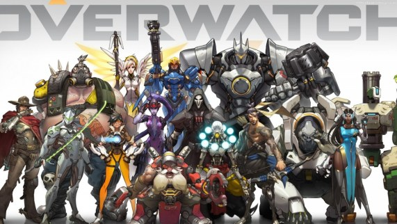 Overwatch Artwork