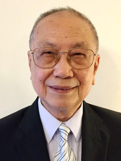 Chau Yick/Zhou Yi in 2018