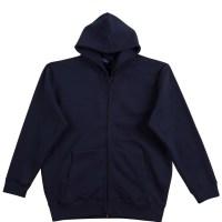 Fleecy Hoodie Jacket - Maribyrnong Primary