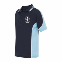 Holy Family Unisex Sports Polo